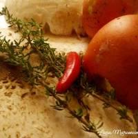 Risottino alla curcuma con ovoli